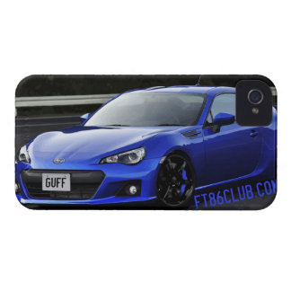 Subaru BRZ Guff iPhone case 1 iPhone 4 Case-Mate Cases