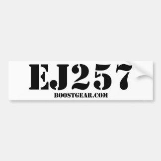 Subaru EJ257 Bumper Sticker Car Bumper Sticker