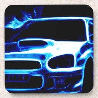 Subaru Impreza Drink Coaster