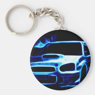 Subaru Impreza Keychain