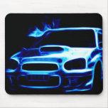 Subaru Impreza Mouse Pad