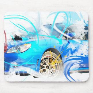 Subaru Impreza Mousemat