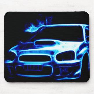 Subaru Impreza Mousepad