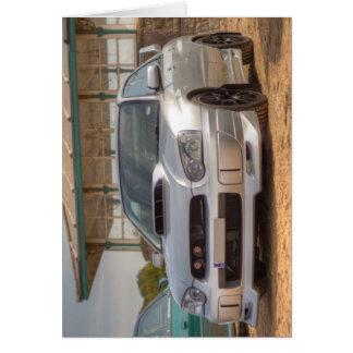 Subaru Impreza STi - Body Kit (Silver) Card