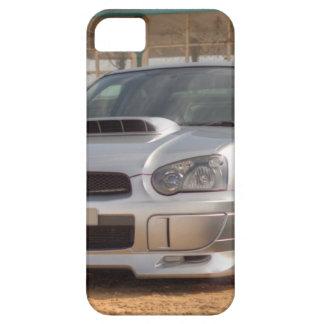 Subaru Impreza STi - Body Kit (Silver) iPhone 5 Cover