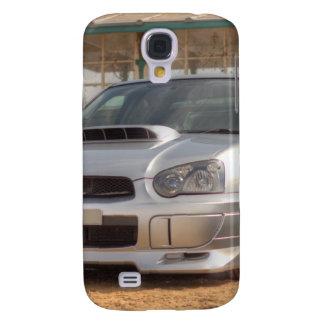 Subaru Impreza STi - Body Kit (Silver) Samsung Galaxy S4 Cover