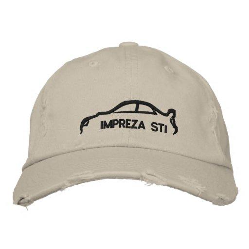 Subaru Impreza STI Embroidered Baseball Cap  5e879b14dc3