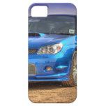 "Subaru Impreza STi ""Hawkeye"" in Blue iPhone 5 Cover"