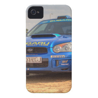 Subaru Impreza STi SWRT Stickers iPhone 4 Cover