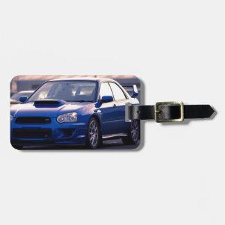 Subaru Impreza WRX STi Bag Tag