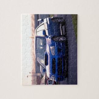 Subaru Impreza WRX STi Jigsaw Puzzle