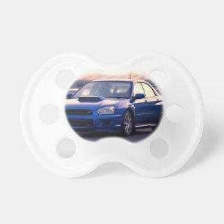 Subaru Impreza WRX STi Pacifiers
