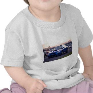 Subaru Impreza WRX STi T Shirts