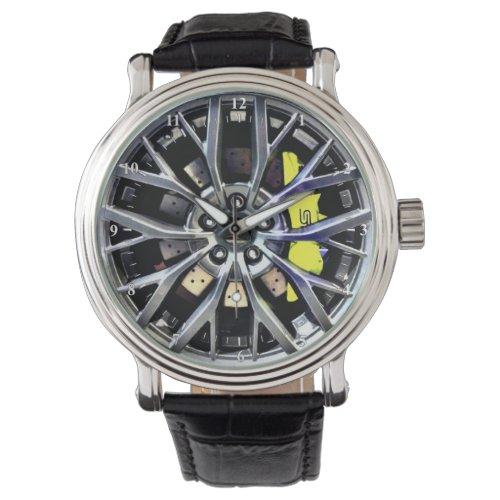 Subaru Impreza WRX Sti Watch