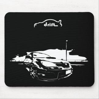 Subaru STI Drift Mouse Pad