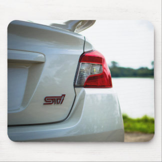 Subaru STi Mousepad