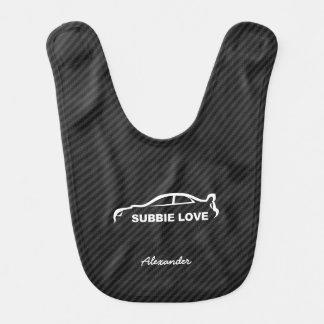 Subaru WRX Impreza STI - Subbie Love Bib
