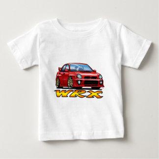 Subaru WRX_red Baby T-Shirt