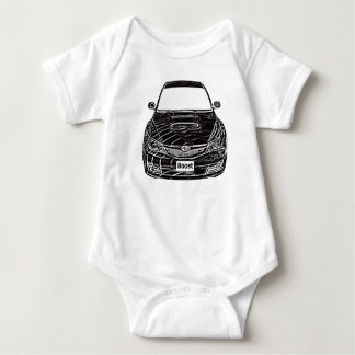 Subaru WRX STi Baby Bodysuit