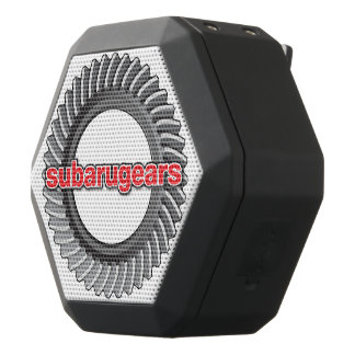 Subarugears bluetooth buggy stereo black bluetooth speaker