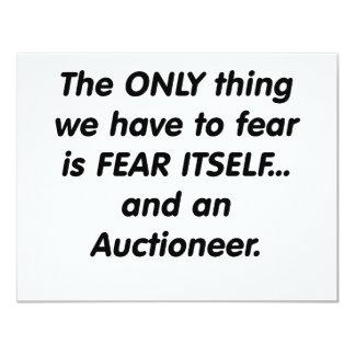 subastador del miedo comunicado