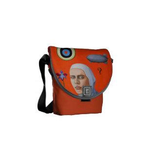 Subconscious Courier Bag