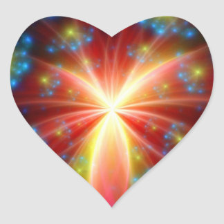 Subconscious Heart Sticker