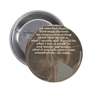 Subconscious Story 2 Inch Round Button