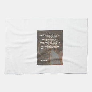 Subconscious Story Towel