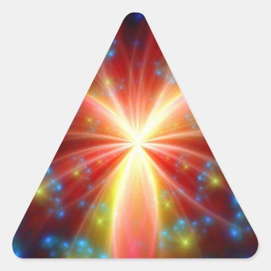 Subconscious Triangle Sticker