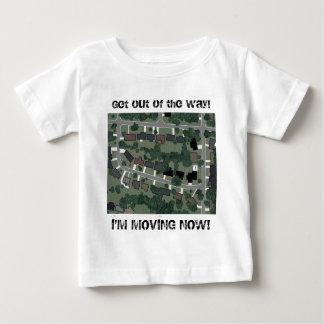 "Subdivision Tango - Toddler ""Moving"" Baby T-Shirt"