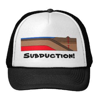 Subduction! Print Trucker Hat