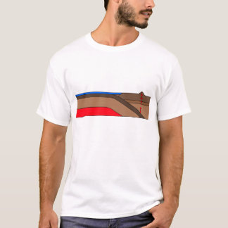 Subduction Stripe T-Shirt
