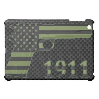 Subdued American Flag 1911 iPad Case