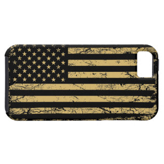 Subdued American Flag iPhone SE/5/5s Case