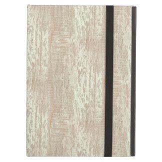 Subdued Coastal Pine Wood Grain Look iPad Air Case
