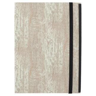Subdued Coastal Pine Wood Grain Look iPad Pro Case