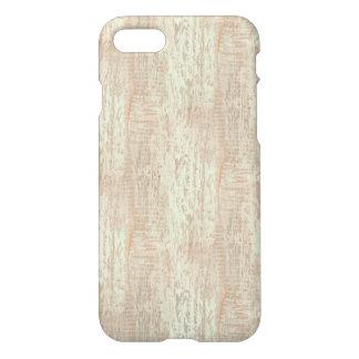 Subdued Coastal Pine Wood Grain Look iPhone 7 Case