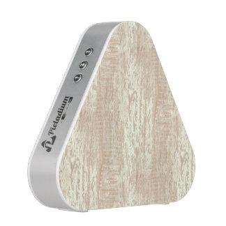 Subdued Coastal Pine Wood Grain Look Speaker