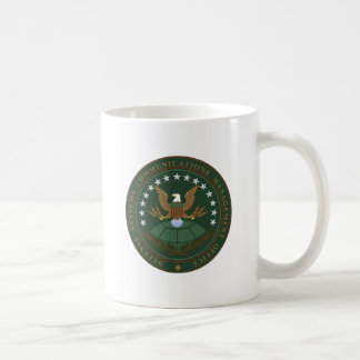 Subdued DSCMO seal Coffee Mug