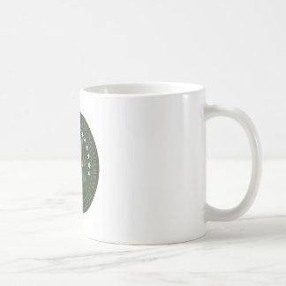 Subdued DSCMO seal Classic White Coffee Mug
