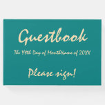 [ Thumbnail: Subdued, Simple Generic Guestbook ]