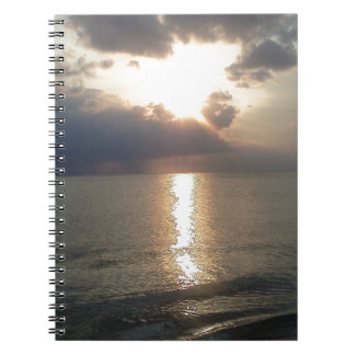 Subdued Sunset 2 Notebook