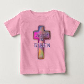 SUBEN a Cruz-Jesús en colores pastel Playera
