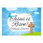 Suben a Jesús, Pascua cristiana