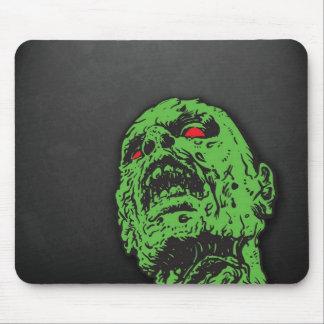 Suben al zombi - cojín de ratón de la apocalipsis  mouse pads