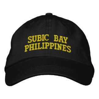 SUBIC BAY HAT