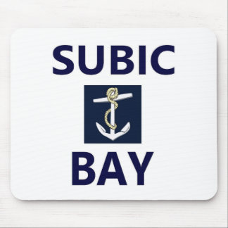 Subic Bay Mouse Pad