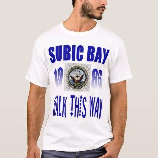 SUBIC BAY NAVY 1986 T-Shirt