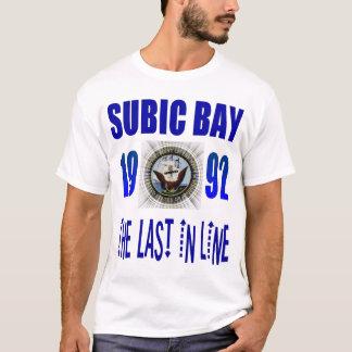 SUBIC BAY NAVY 1992 T-Shirt